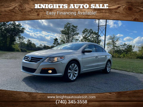 2010 Volkswagen CC for sale at Knights Auto Sale in Newark OH