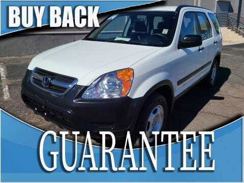 2004 Honda CR-V for sale at Reliable Auto Sales in Las Vegas NV
