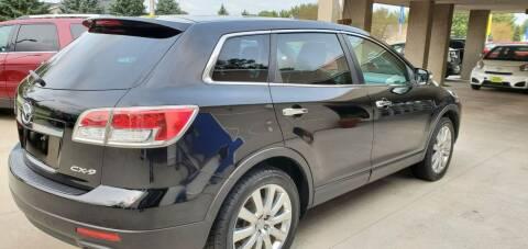 2008 Mazda CX-9 for sale at City Auto Sales in La Crosse WI