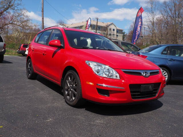 2012 Hyundai Elantra Touring for sale at East Providence Auto Sales in East Providence RI
