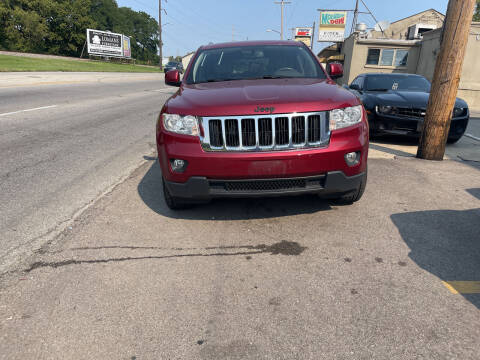 2012 Jeep Grand Cherokee for sale at Ideal Cars in Hamilton OH