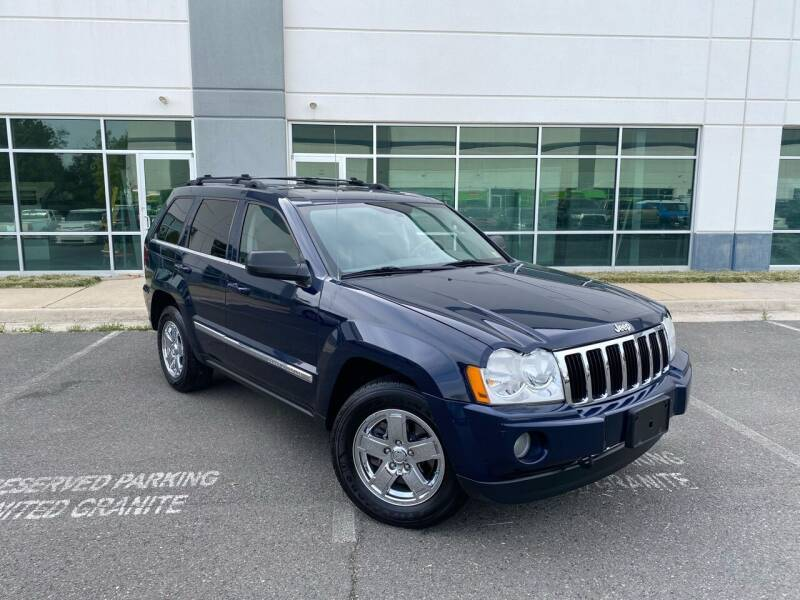 2006 Jeep Grand Cherokee for sale at Super Bee Auto in Chantilly VA