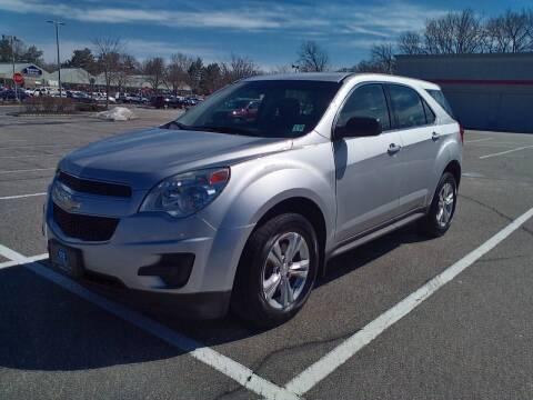 2015 Chevrolet Equinox for sale at B&B Auto LLC in Union NJ