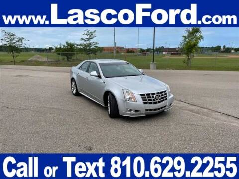 2013 Cadillac CTS for sale at Lasco of Grand Blanc in Grand Blanc MI