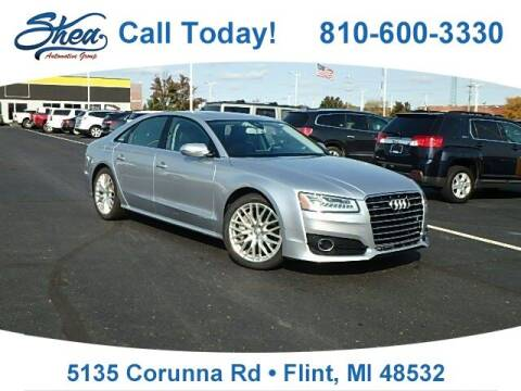 2017 Audi A8 for sale at Jamie Sells Cars 810 in Flint MI