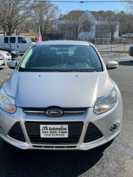 2014 Ford Focus for sale at JTR Automotive Group in Cottage City MD