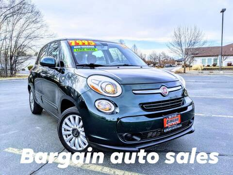 2014 FIAT 500L for sale at Bargain Auto Sales LLC in Garden City ID