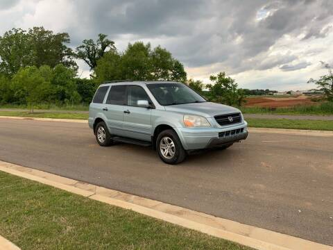 2003 Honda Pilot for sale at Tennessee Valley Wholesale Autos LLC in Huntsville AL