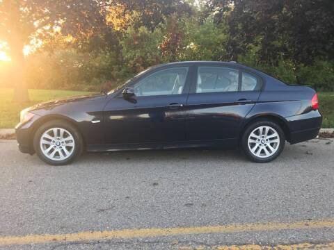 2006 BMW 3 Series for sale at Motors Inc in Mason MI