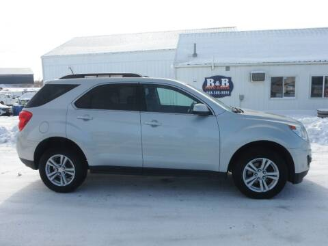 2015 Chevrolet Equinox for sale at B & B Sales 1 in Decorah IA