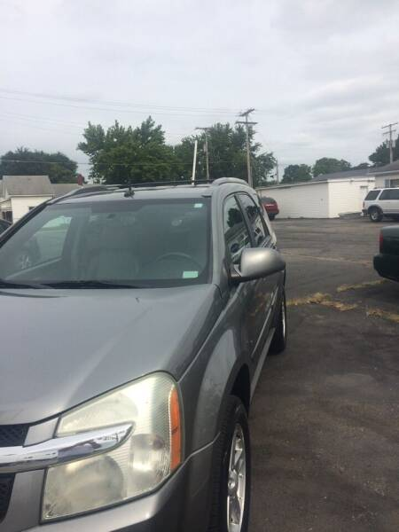 2006 Chevrolet Equinox for sale at Mike Hunter Auto Sales in Terre Haute IN