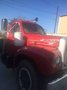 1956 Mack Truck for sale at Classic Car Deals in Cadillac MI