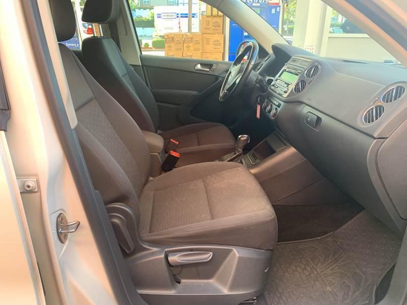 2014 Volkswagen Tiguan AWD S 4Motion 4dr SUV - Elizabeth NJ