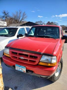 1999 Ford Ranger for sale at GOOD NEWS AUTO SALES in Fargo ND