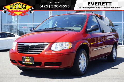 2006 Chrysler Town and Country for sale at West Coast Auto Works in Edmonds WA