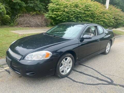 2007 Chevrolet Monte Carlo for sale at Padula Auto Sales in Braintree MA