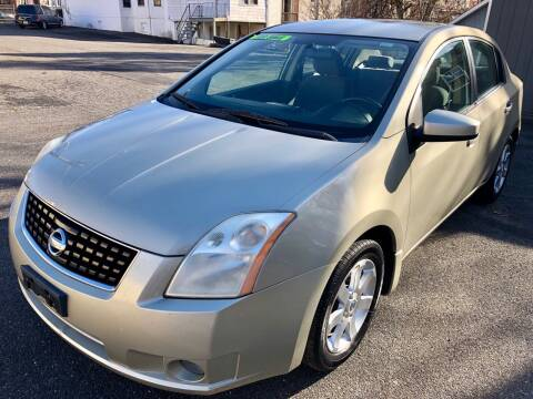 2008 Nissan Sentra for sale at Perfect Choice Auto in Trenton NJ