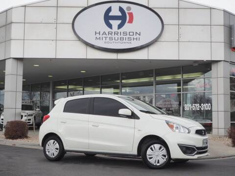2019 Mitsubishi Mirage for sale at Harrison Imports in Sandy UT