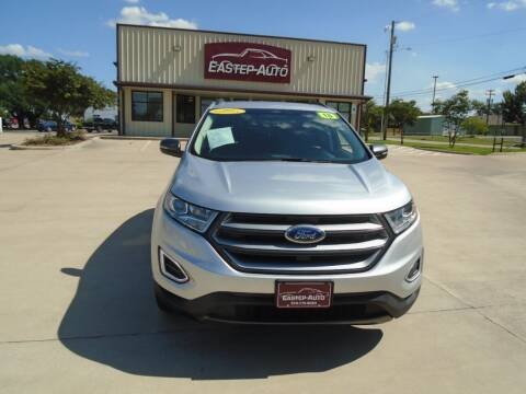 2018 Ford Edge for sale at Eastep Auto Sales in Bryan TX