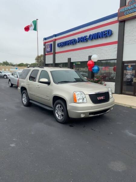 2013 GMC Yukon for sale at Ultimate Auto Deals DBA Hernandez Auto Connection in Fort Wayne IN
