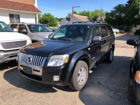 2008 Mercury Mariner for sale at Holiday Auto Sales in Grand Rapids MI