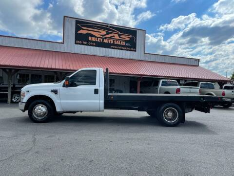 2008 Ford F-350 Super Duty for sale at Ridley Auto Sales, Inc. in White Pine TN