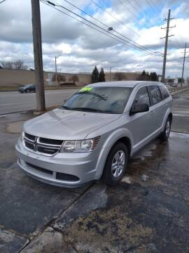 2012 Dodge Journey for sale at D and D All American Financing in Warren MI