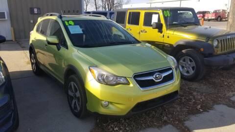 2014 Subaru XV Crosstrek for sale at Buena Vista Auto Sales in Storm Lake IA