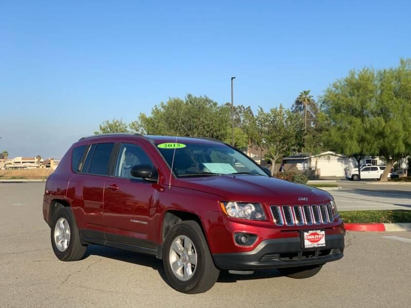 2015 Jeep Compass for sale at Esquivel Auto Depot in Rialto CA