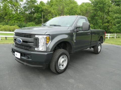 2019 Ford F-250 Super Duty for sale at Woodcrest Motors in Stevens PA