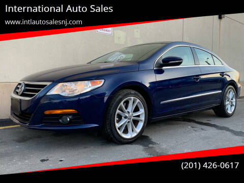 2009 Volkswagen CC for sale at International Auto Sales in Hasbrouck Heights NJ