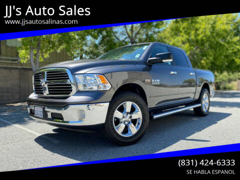 2017 RAM Ram Pickup 1500 for sale at JJ's Auto Sales in Salinas CA