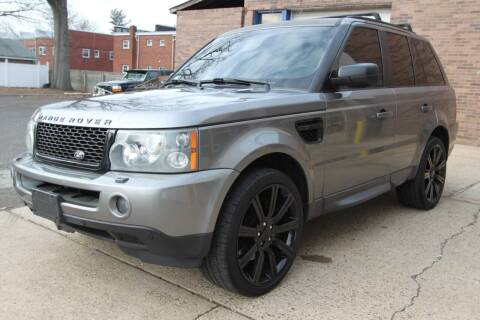 2007 Land Rover Range Rover Sport for sale at AA Discount Auto Sales in Bergenfield NJ