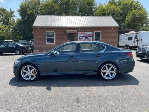 2015 Lexus GS 350 for sale at Super Cars Direct in Kernersville NC