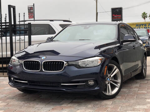 2016 BMW 3 Series for sale at Unique Motors of Tampa in Tampa FL