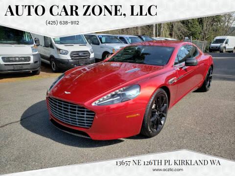 2015 Aston Martin Rapide S for sale at Auto Car Zone, LLC in Kirkland WA