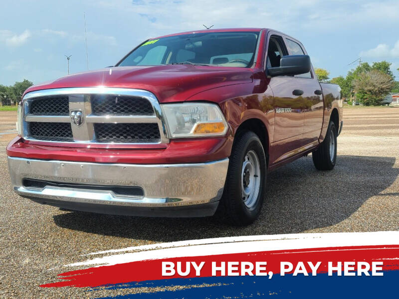 2011 RAM Ram Pickup 1500 for sale at Auto District in Baytown TX