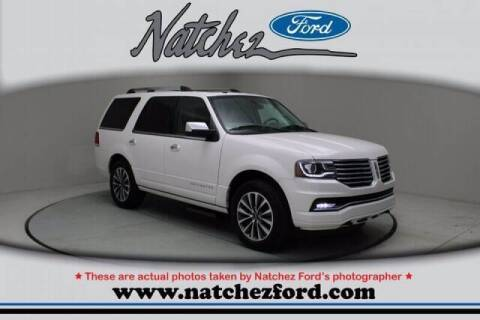 2016 Lincoln Navigator for sale at Auto Group South - Natchez Ford Lincoln in Natchez MS