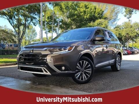 2020 Mitsubishi Outlander for sale at University Mitsubishi in Davie FL