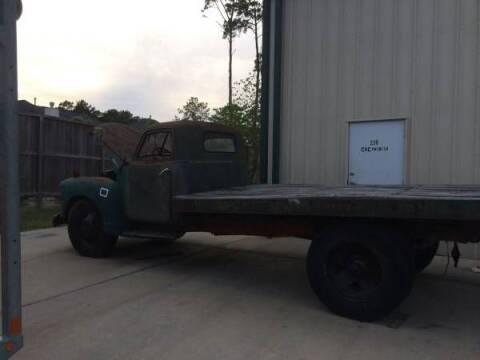 1949 Chevrolet Silverado 3500 for sale at Haggle Me Classics in Hobart IN