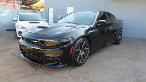 2018 Dodge Charger for sale at Luxury Auto Imports in San Diego CA