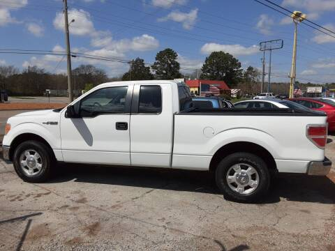 2012 Ford F-150 for sale at Space & Rocket Auto Sales in Hazel Green AL