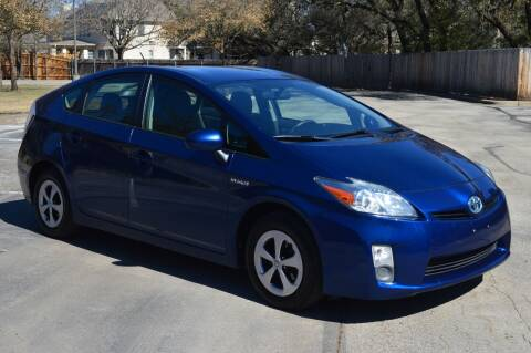 2010 Toyota Prius for sale at Coleman Auto Group in Austin TX