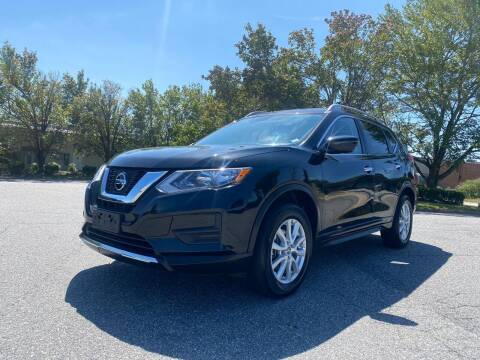 2020 Nissan Rogue for sale at Triple A's Motors in Greensboro NC