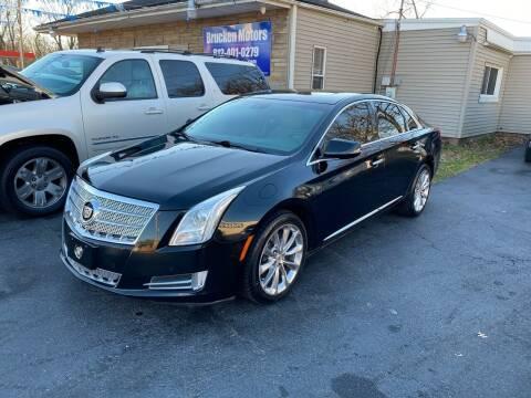 2013 Cadillac XTS for sale at Brucken Motors in Evansville IN
