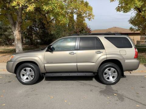 2008 Toyota 4Runner for sale at Auto Brokers in Sheridan CO