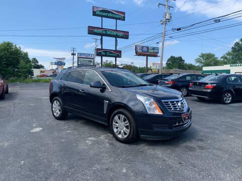2014 Cadillac SRX for sale at Boardman Auto Mall in Boardman OH