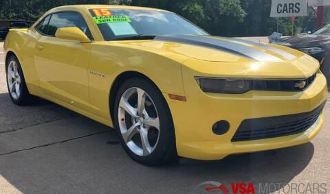 2015 Chevrolet Camaro for sale at VSA MotorCars in Cypress TX
