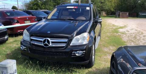 2008 Mercedes-Benz GL-Class for sale at 733 Cars in Oklahoma City OK