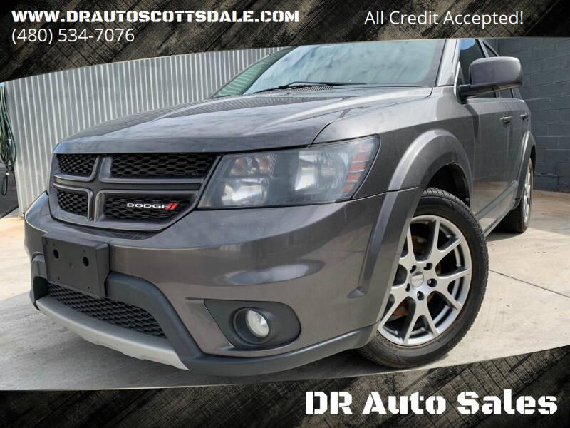 2015 Dodge Journey for sale at DR Auto Sales in Scottsdale AZ
